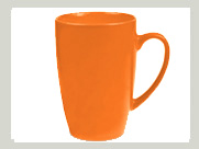 xxl grosse tasse orange