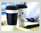 coffee to go thermo set
